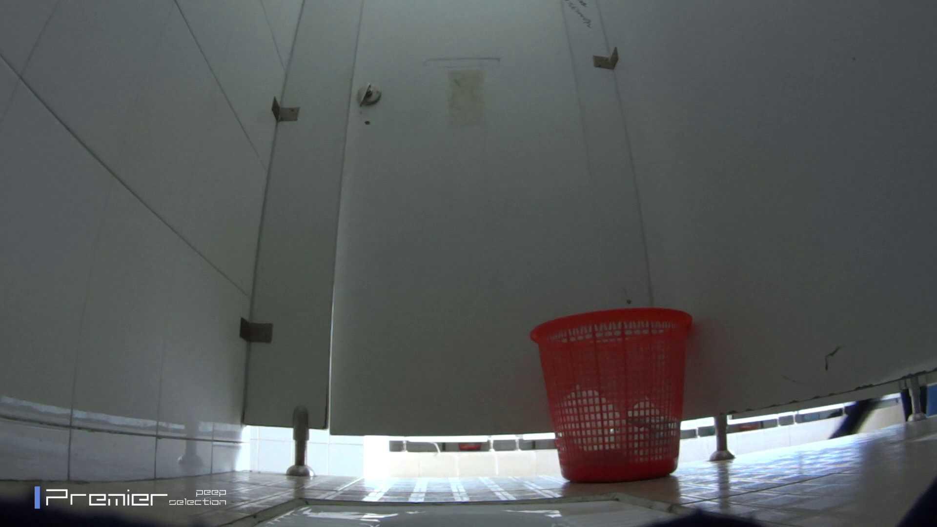 アジアンビューティー達の聖水 大学休憩時間の洗面所事情24 お姉さん  108pic 46