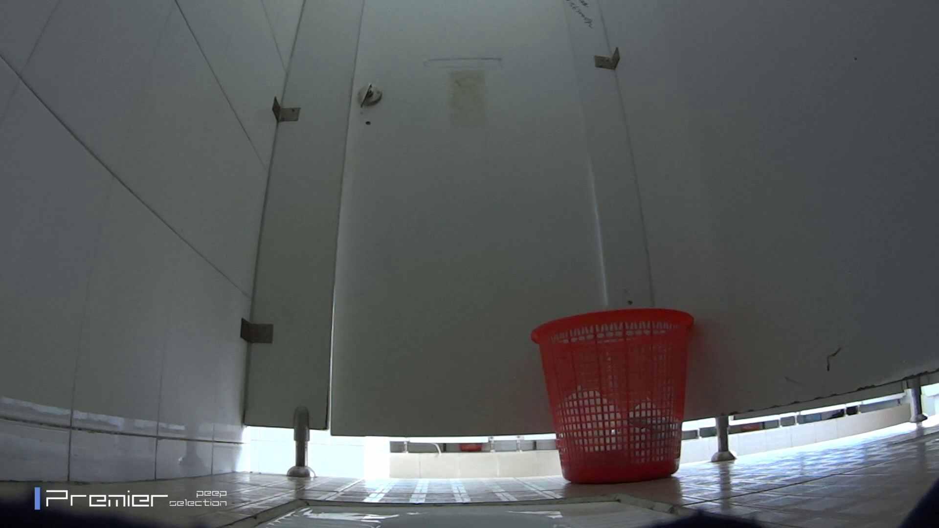 アジアンビューティー達の聖水 大学休憩時間の洗面所事情24 お姉さん  108pic 48