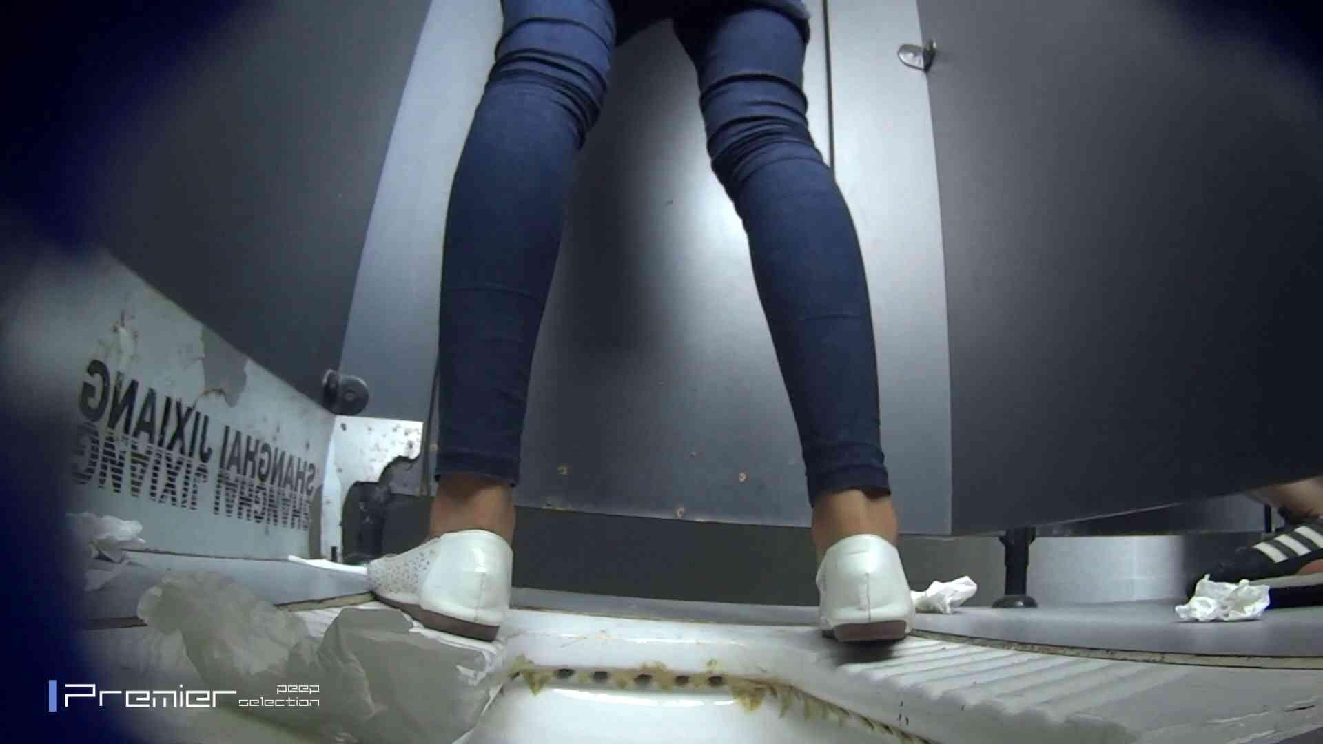 スキニージーンズの美女 大学休憩時間の洗面所事情56 美女  56pic 21