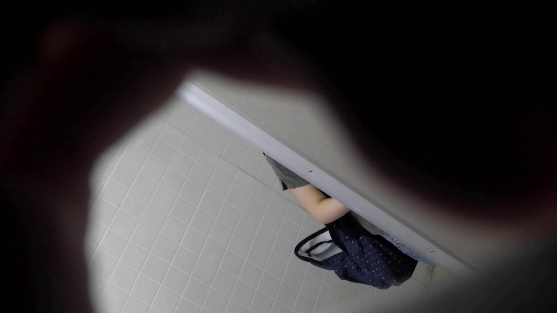 お銀さんの「洗面所突入レポート!!」無料お試し動画!!その2 洗面所  83pic 3