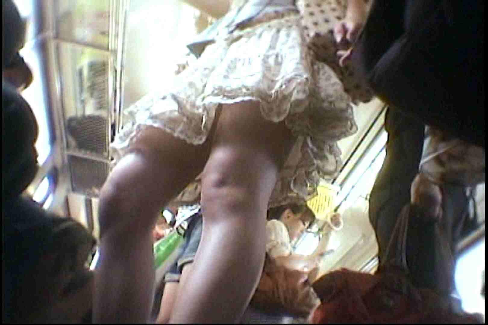 会員No.25 KAIさんのパンチラOL通勤の会 パンツ  110pic 1
