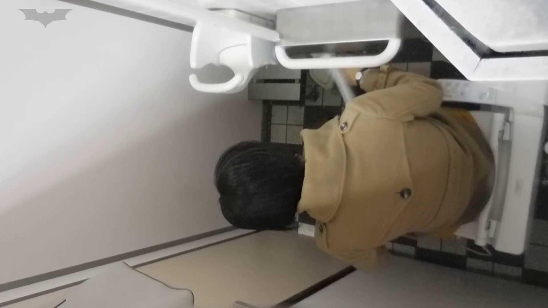 化粧室絵巻 駅舎編 VOL.20 今回は・・・ファッ!! OL  113pic 12
