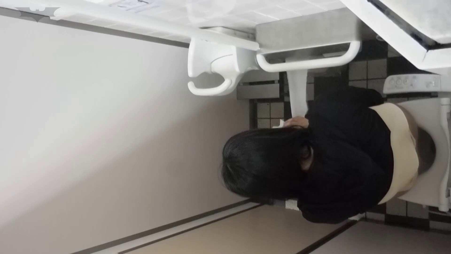 化粧室絵巻 駅舎編 VOL.20 今回は・・・ファッ!! OL  113pic 37