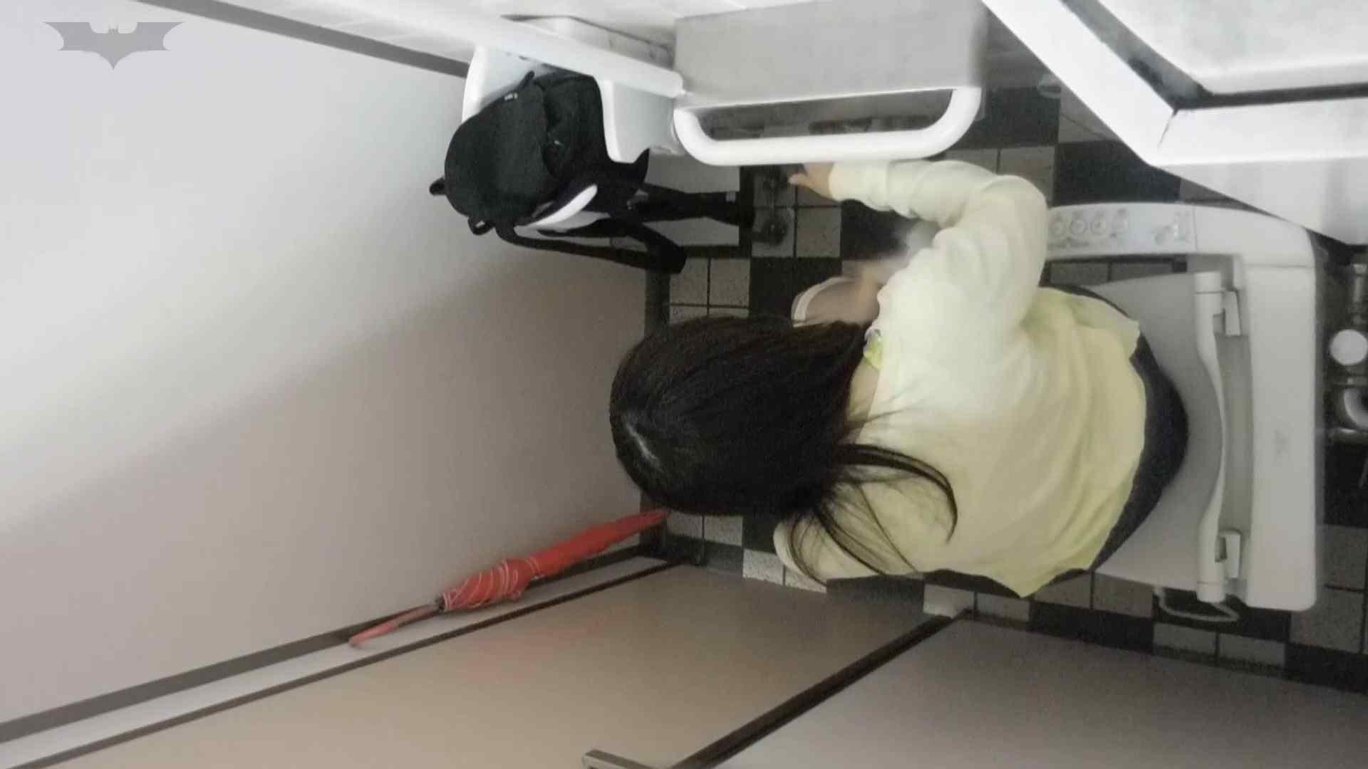 化粧室絵巻 駅舎編 VOL.20 今回は・・・ファッ!! OL  113pic 73