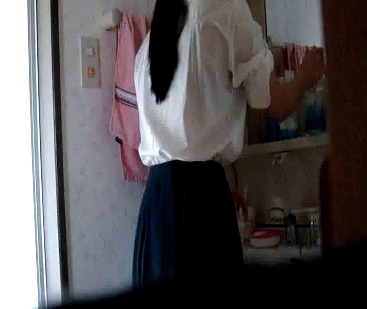 vol.2 まどかの通学前、朝の着替え風景です。 着替え  91pic 16