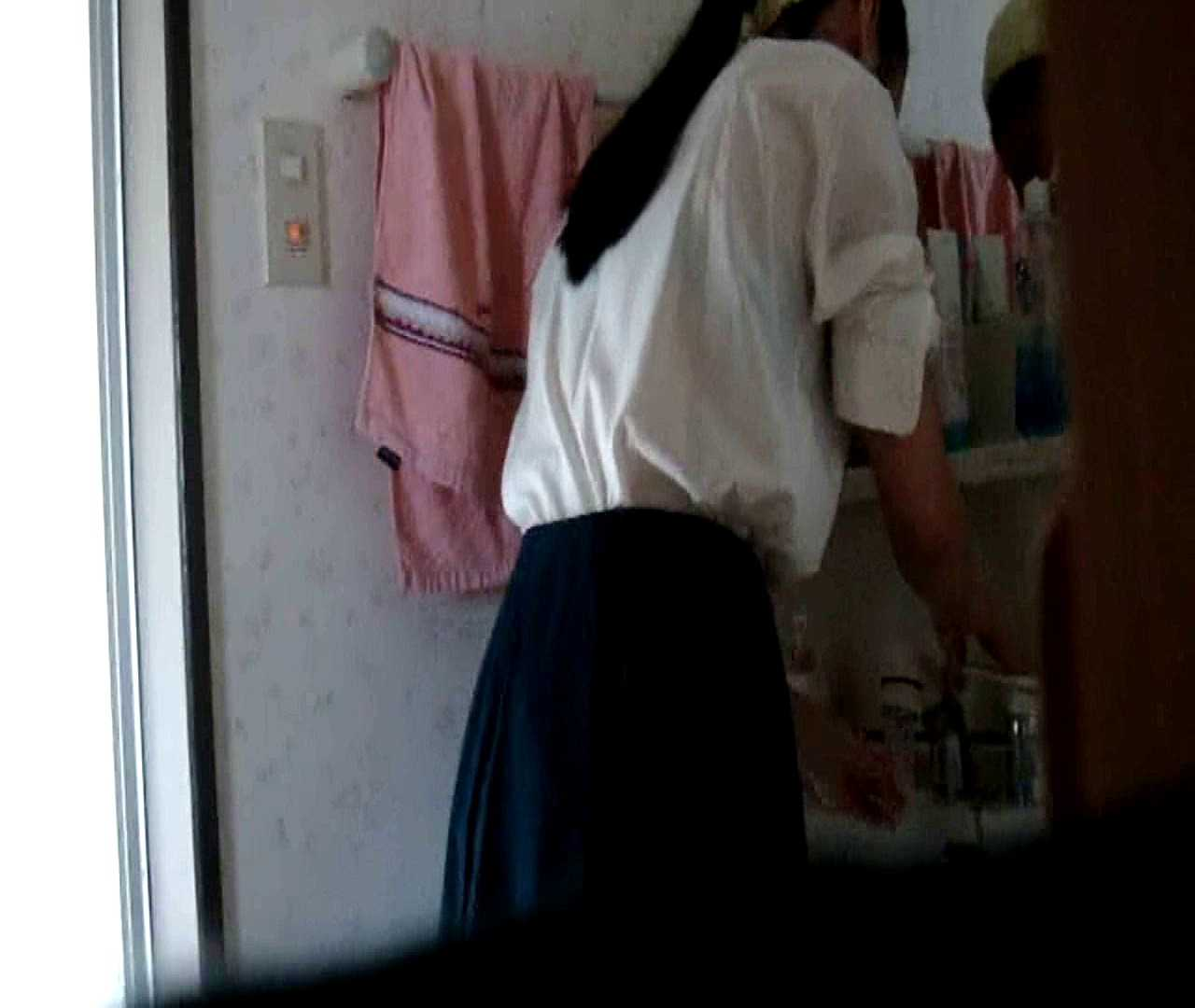vol.2 まどかの通学前、朝の着替え風景です。 着替え  91pic 17