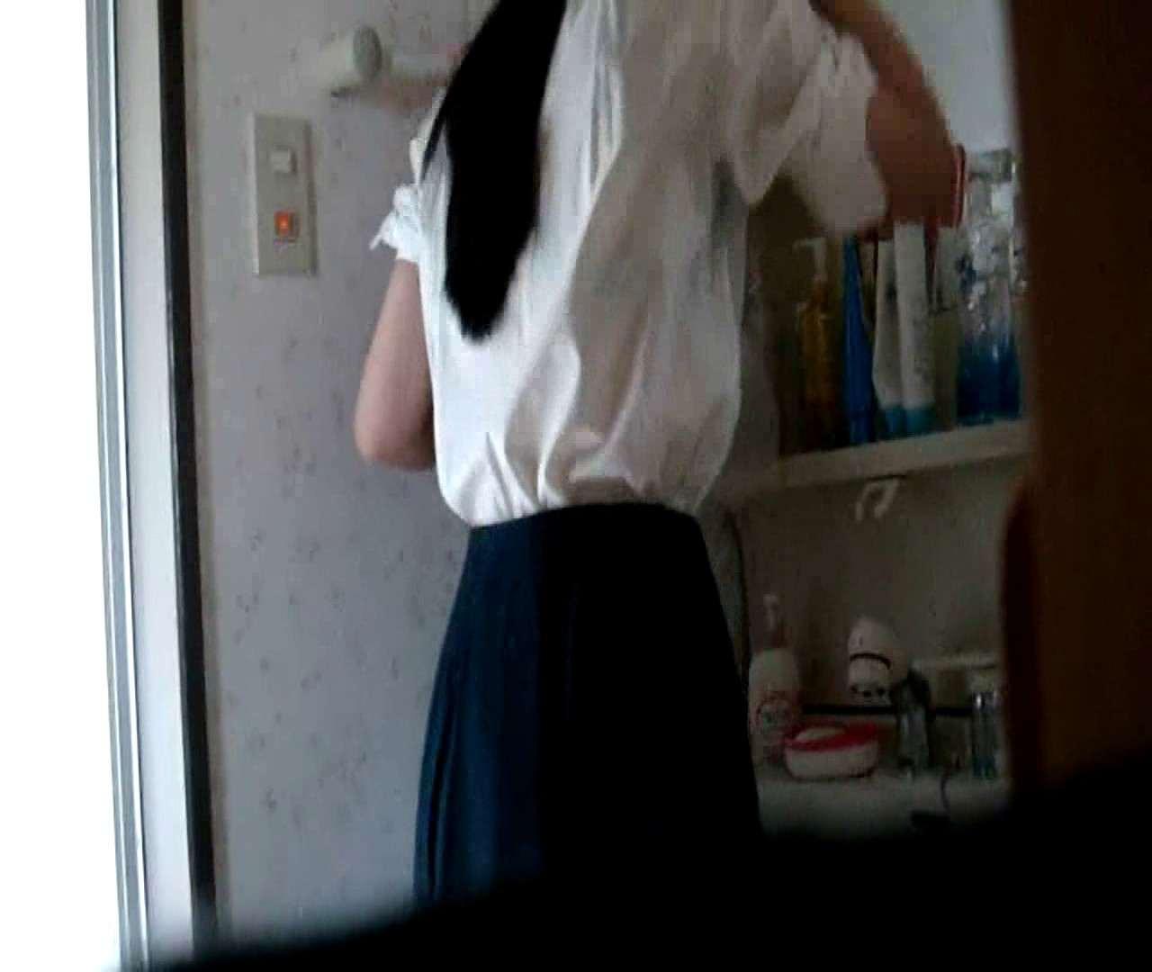 vol.2 まどかの通学前、朝の着替え風景です。 着替え  91pic 18