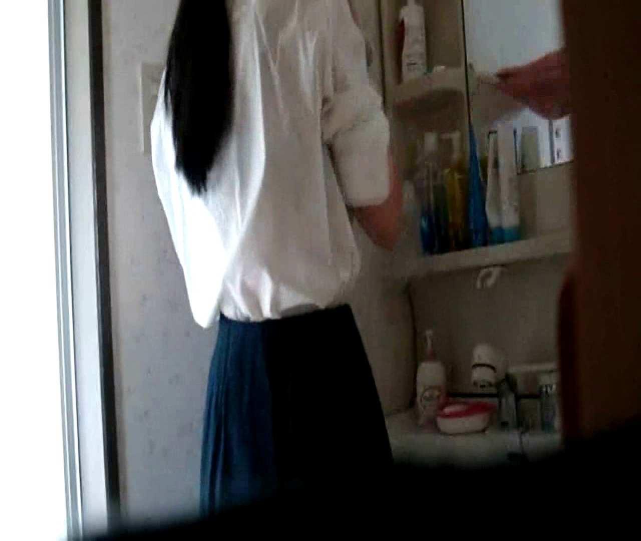 vol.2 まどかの通学前、朝の着替え風景です。 着替え  91pic 22