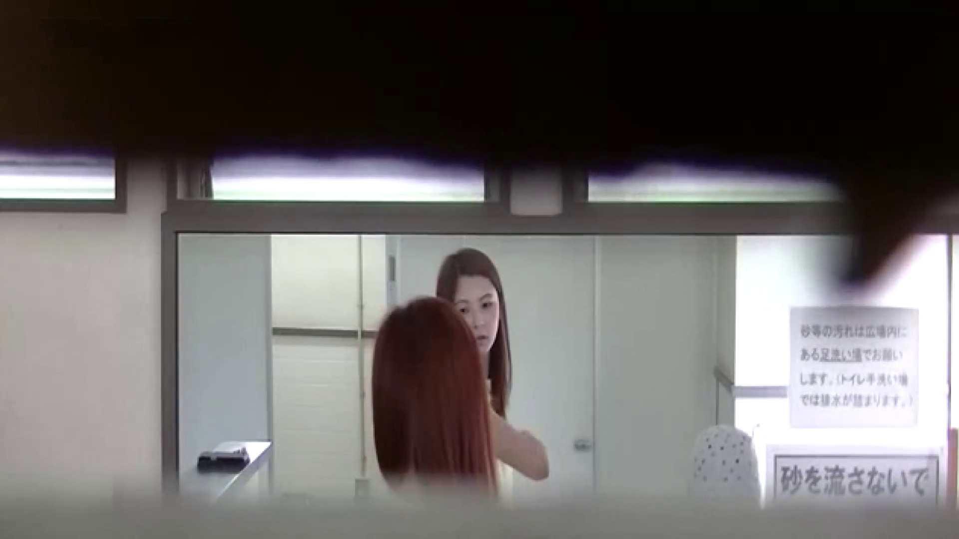 夏の思い出浜辺トイレ盗撮Vol.25 潜入  55pic 20
