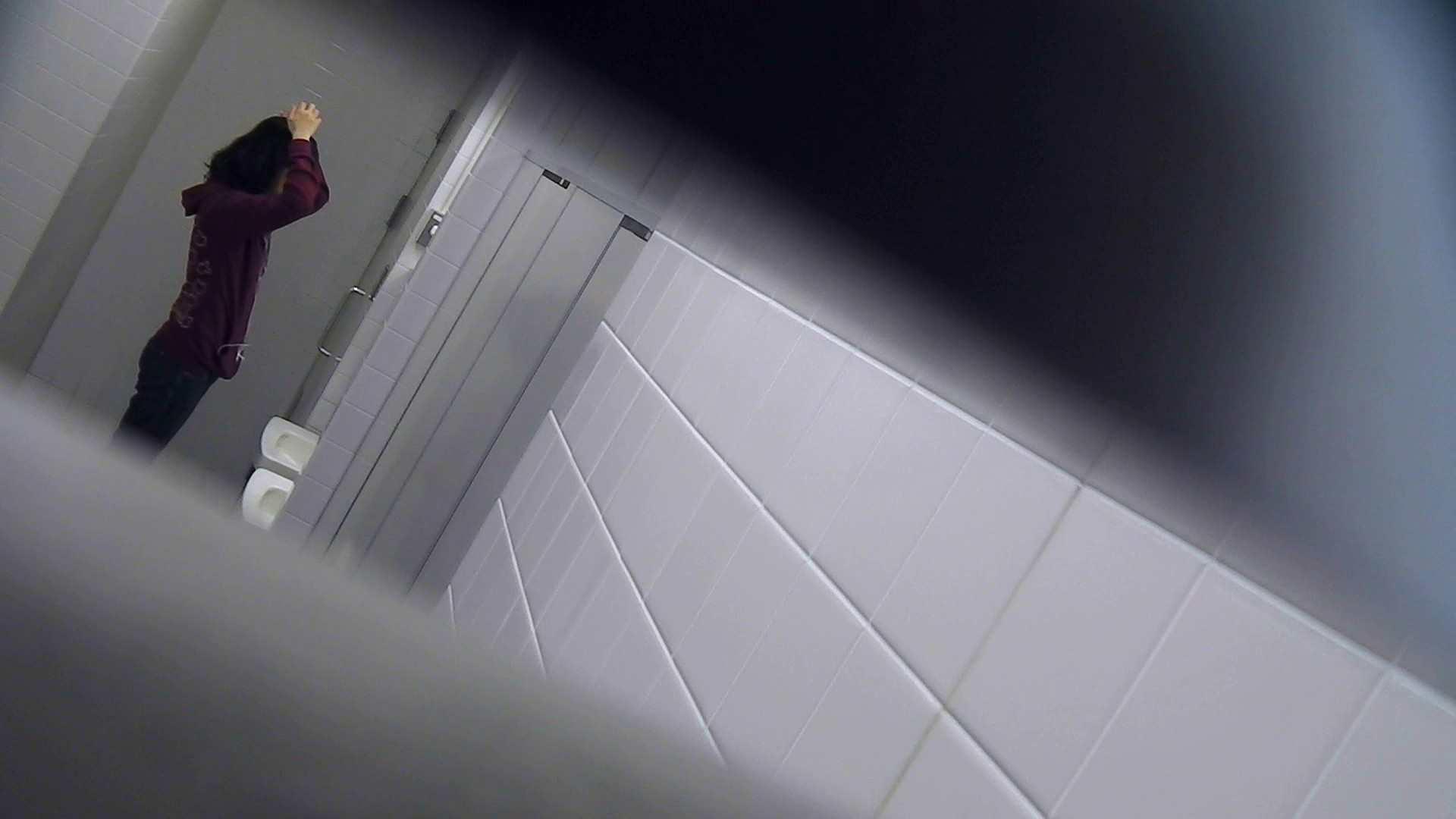 お銀さんの「洗面所突入レポート!!」Nol.1 美人  66pic 61
