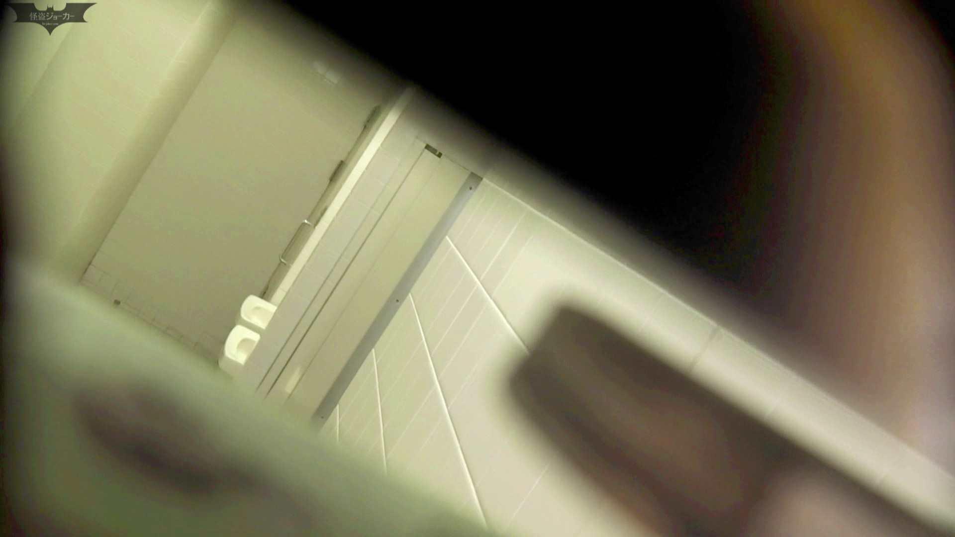 お銀 vol.68 無謀に通路に飛び出て一番明るいフロント撮り実現、見所満載 美人  103pic 69