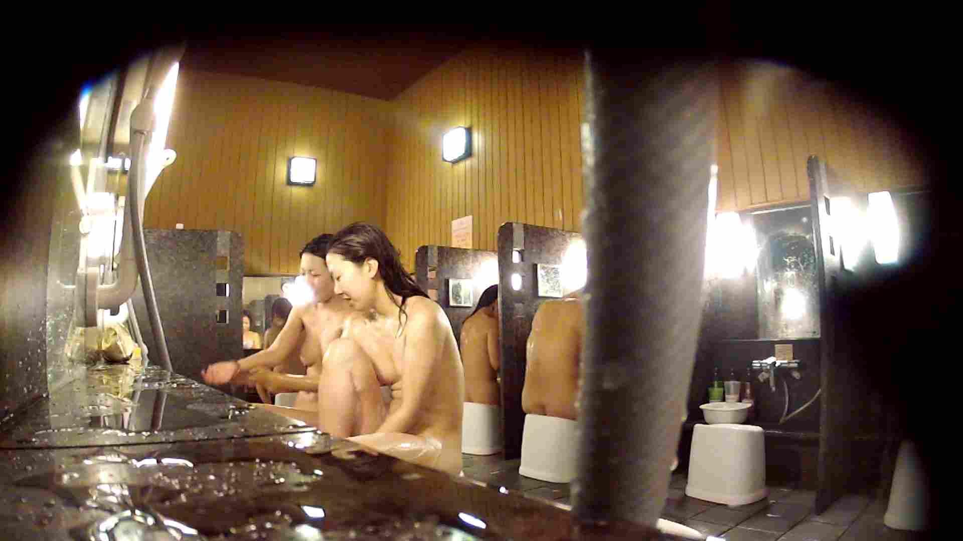 ハイビジョン 洗い場!ちょっとケバいですが、美乳です!ホースが・・・ 銭湯  65pic 20