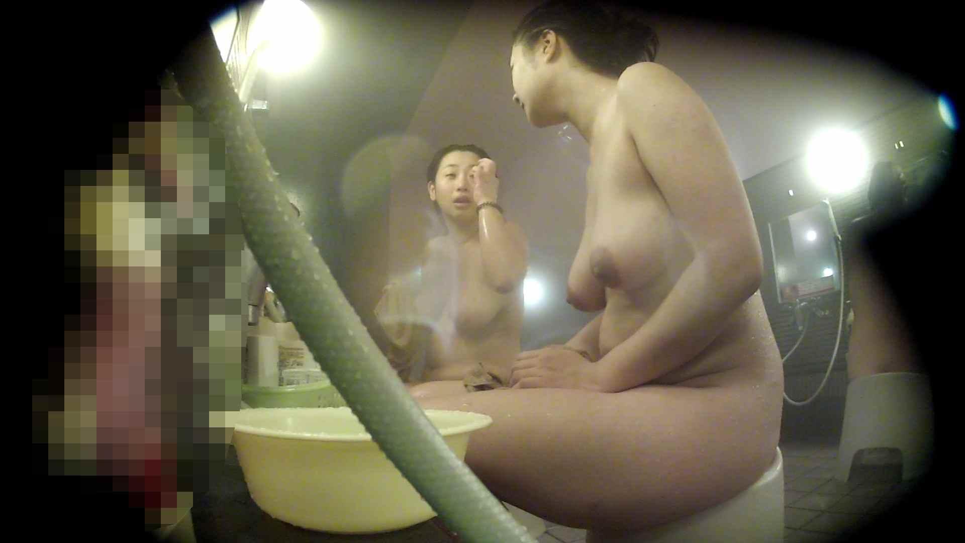 ハイビジョン 洗い場!豊満な乳が大地へと・・・乳輪の大きさは人それぞれ 銭湯  95pic 16