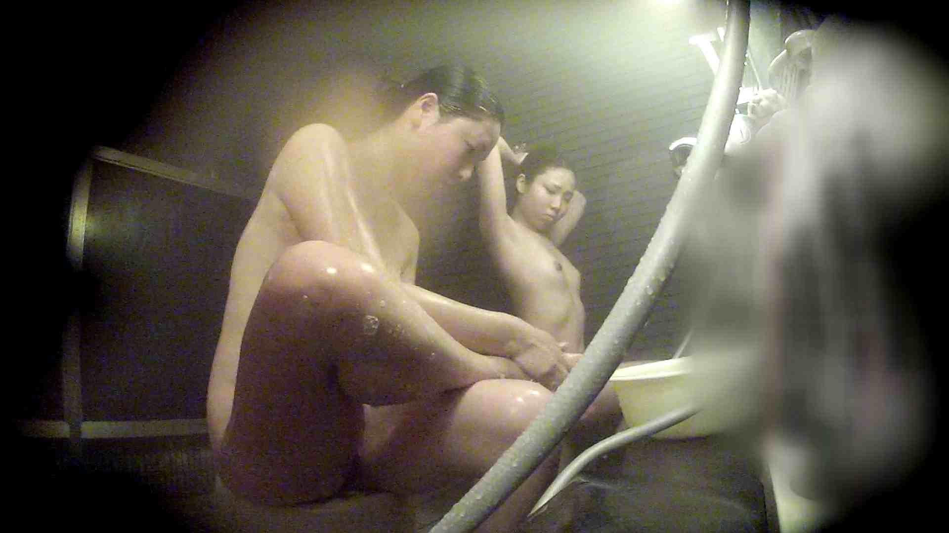 洗い場!なんとも特徴のない女性だけに申し訳ない 潜入  107pic 70