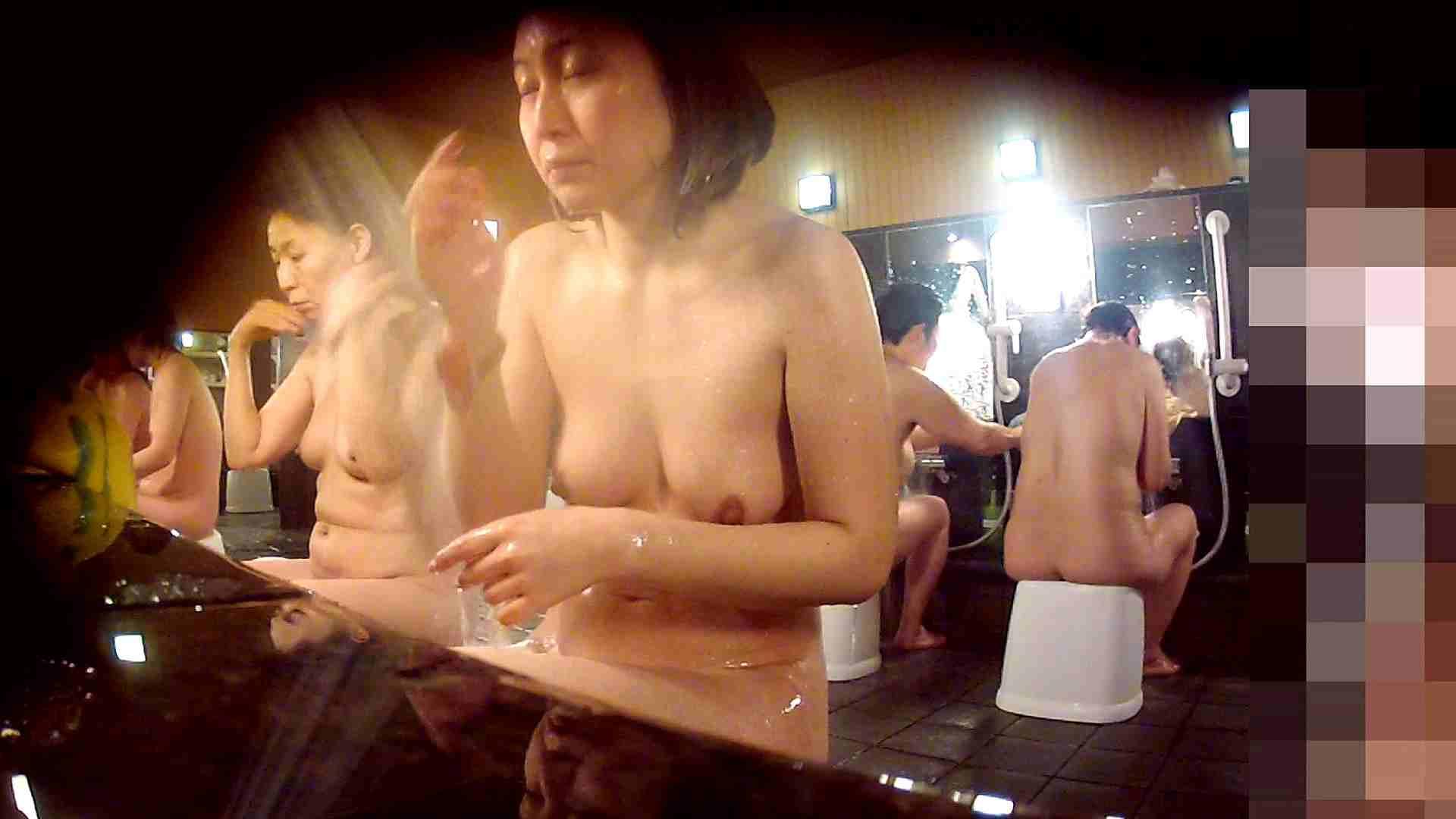 洗い場!陰毛が綺麗に整ってる微美人お嬢様 潜入  64pic 18