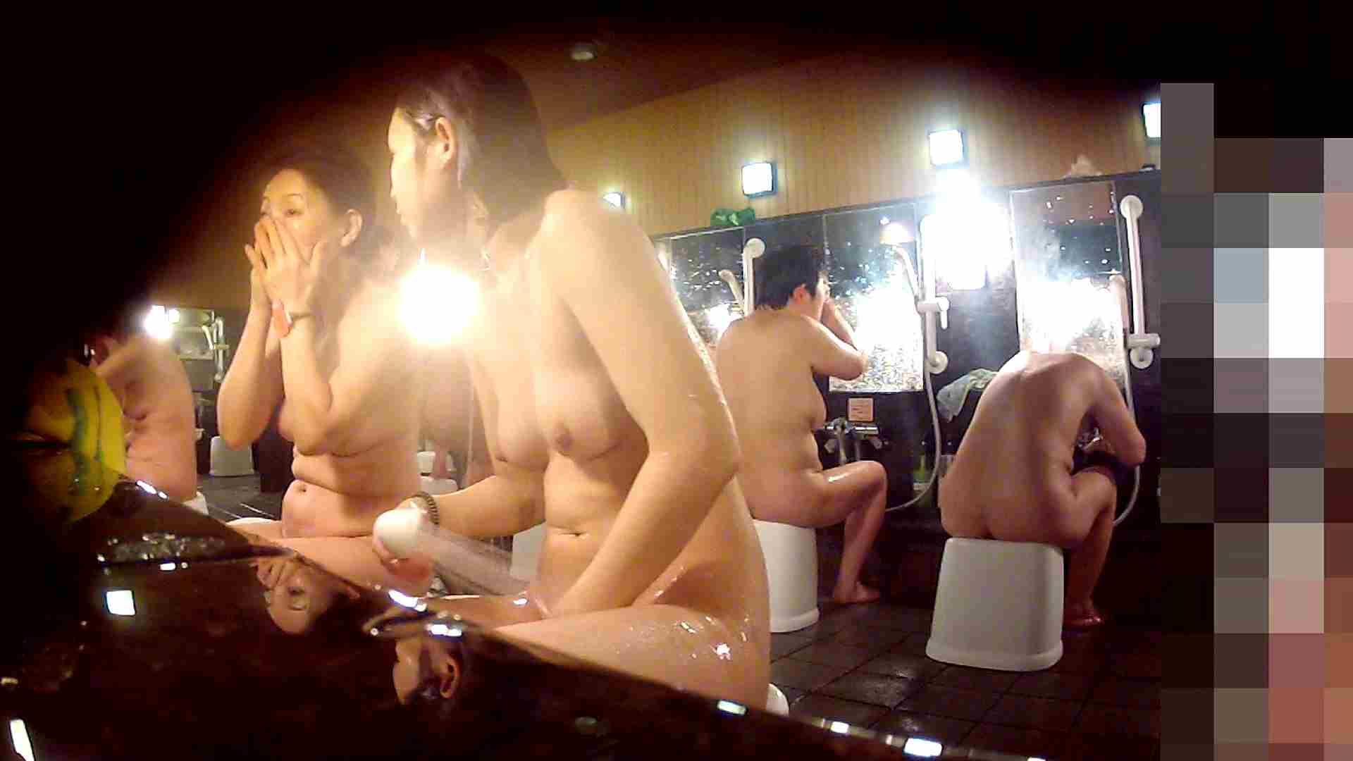 洗い場!陰毛が綺麗に整ってる微美人お嬢様 潜入  64pic 22