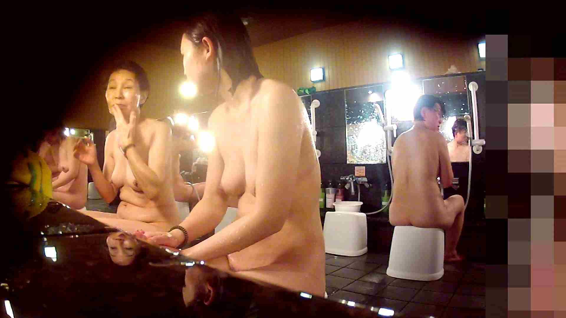 洗い場!陰毛が綺麗に整ってる微美人お嬢様 潜入  64pic 26