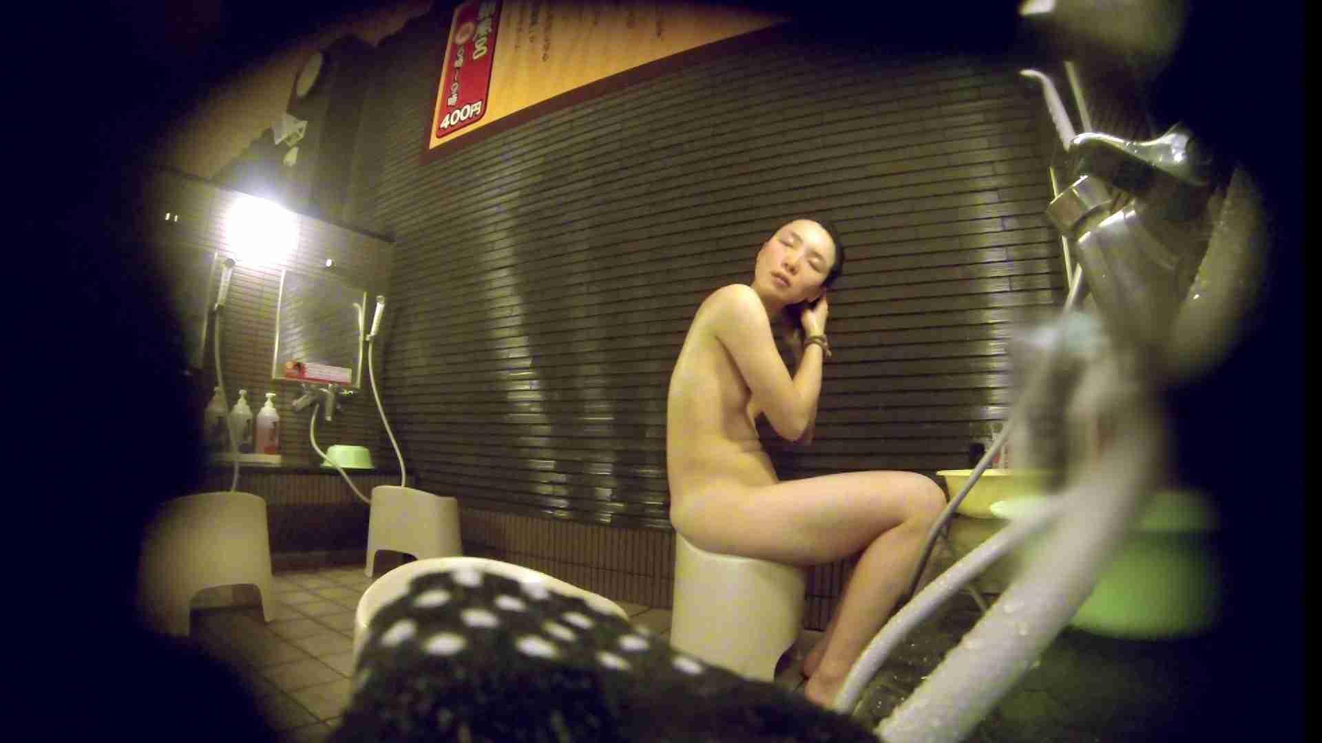 洗い場!清楚っぷりと貧乳っぷりが良いです。 潜入  90pic 39