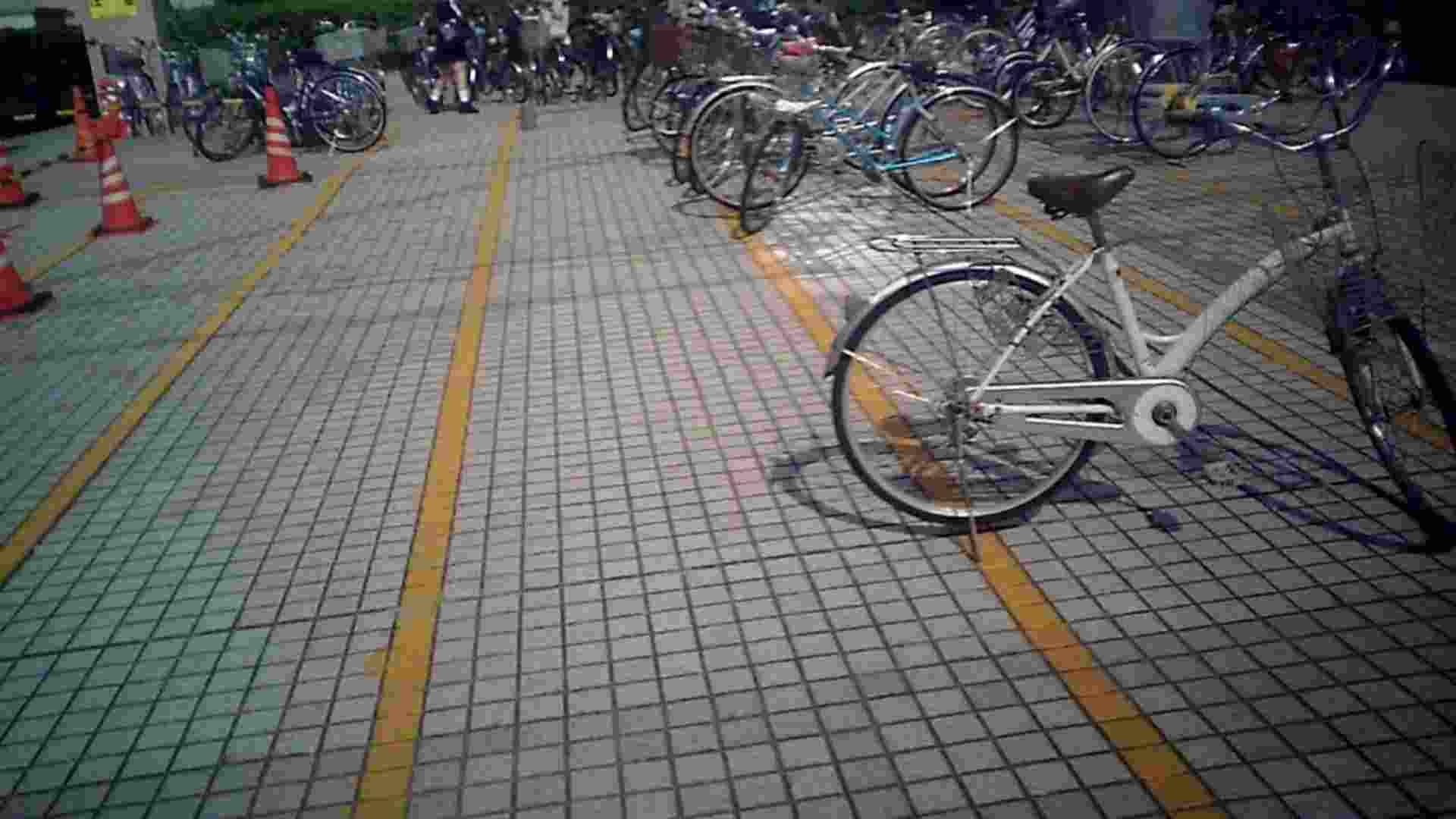 自転車パンチラ Vol.04 おしり  95pic 1