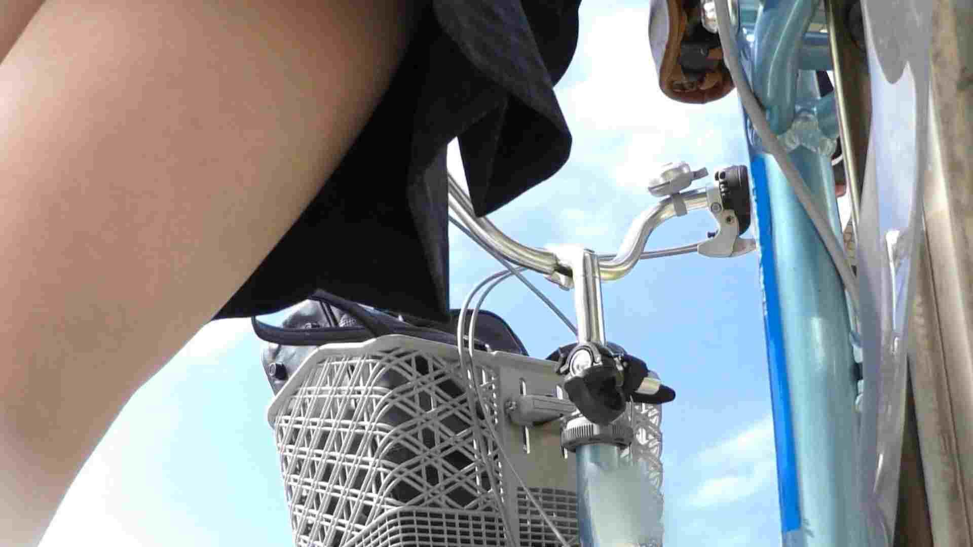 自転車パンチラ Vol.04 おしり  95pic 4