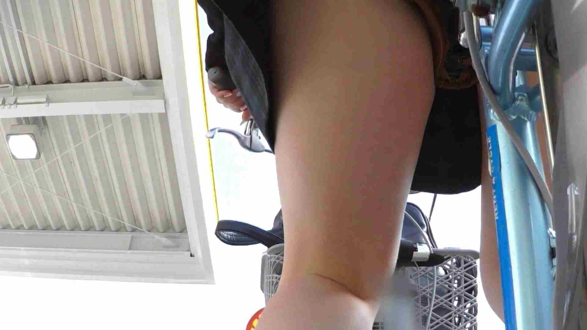 自転車パンチラ Vol.04 おしり  95pic 29