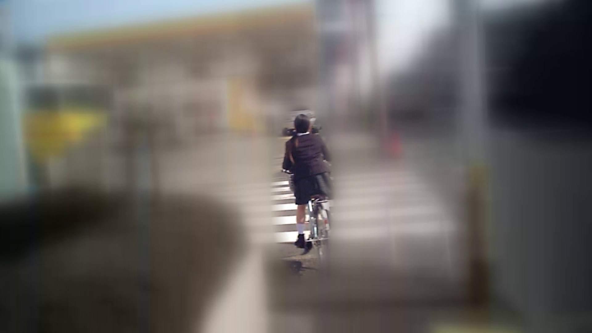 自転車パンチラ Vol.04 おしり  95pic 33