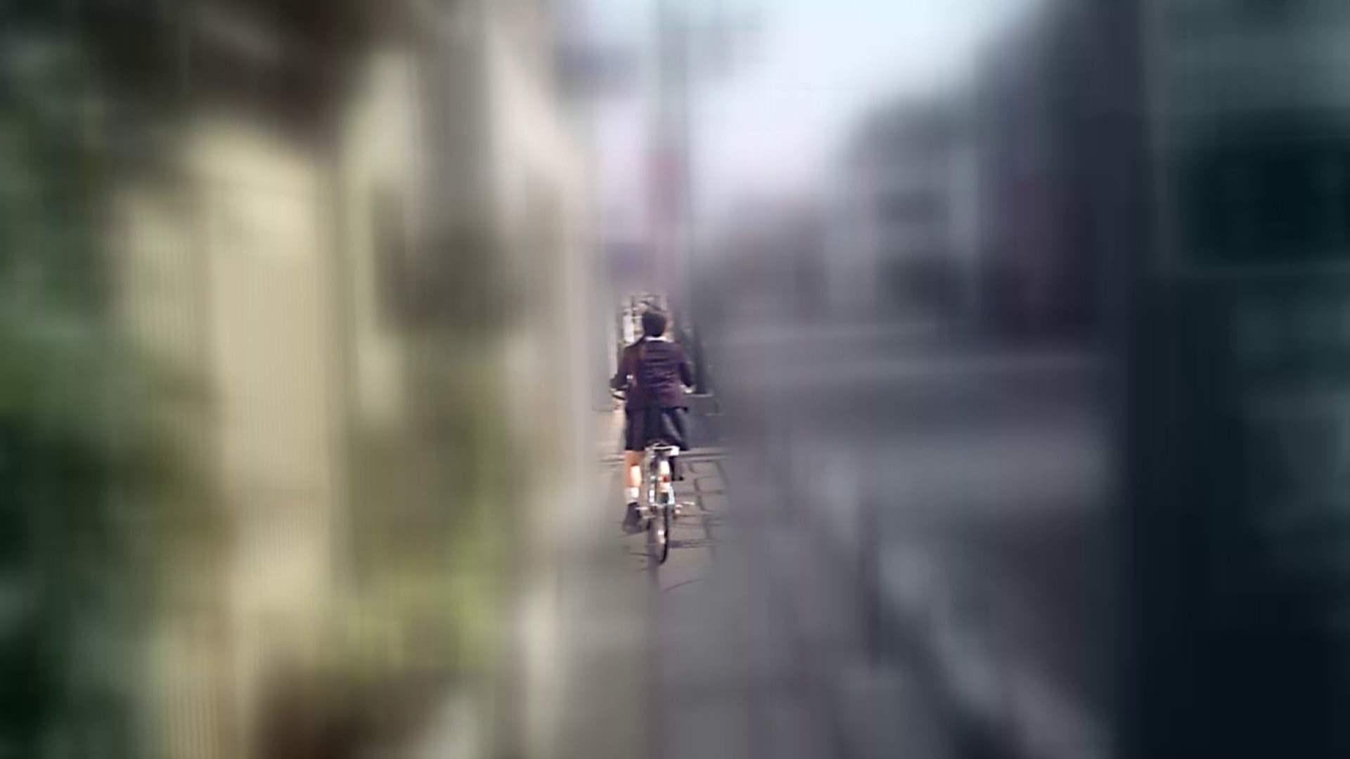 自転車パンチラ Vol.04 おしり  95pic 41