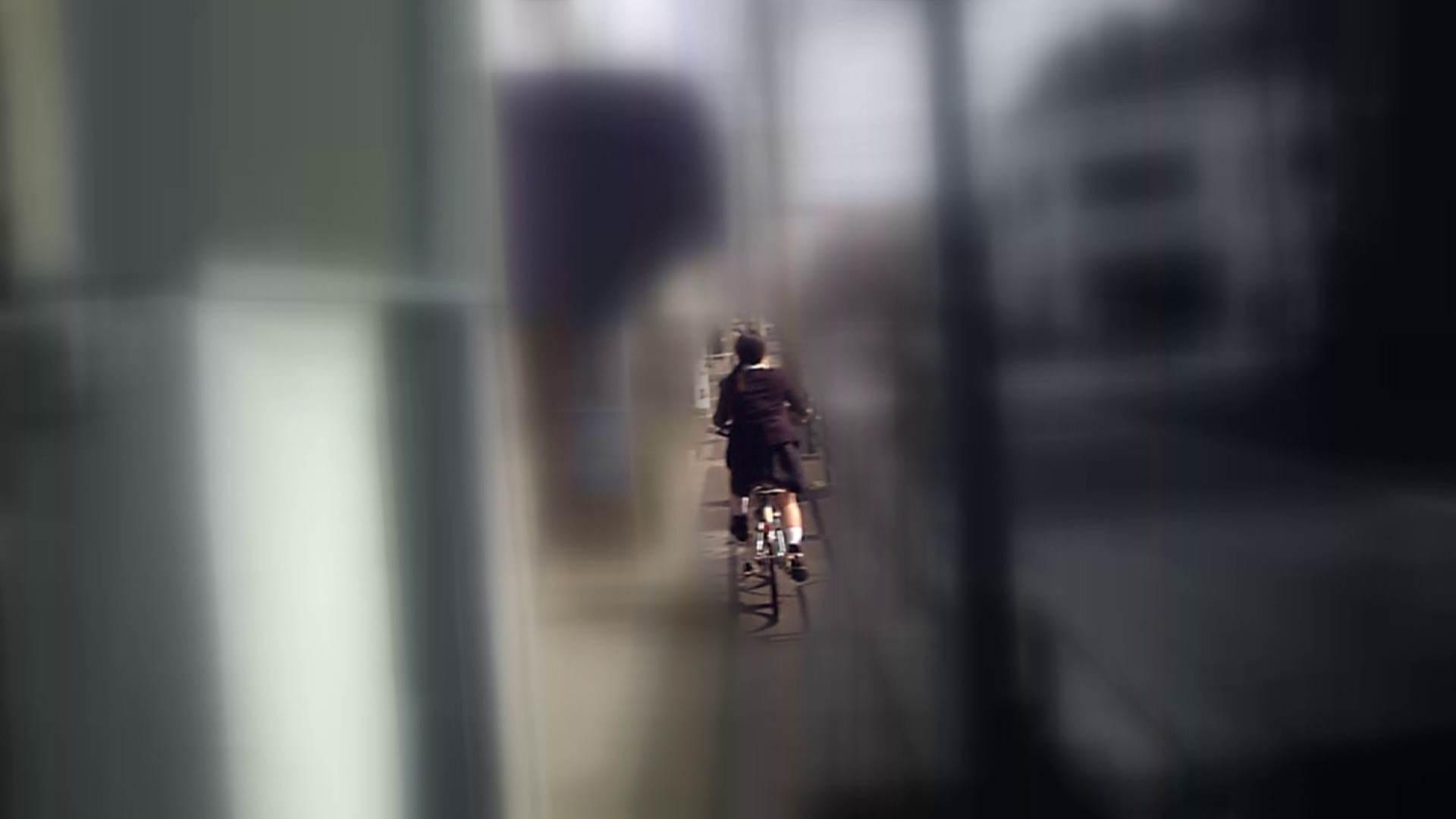 自転車パンチラ Vol.04 おしり  95pic 42