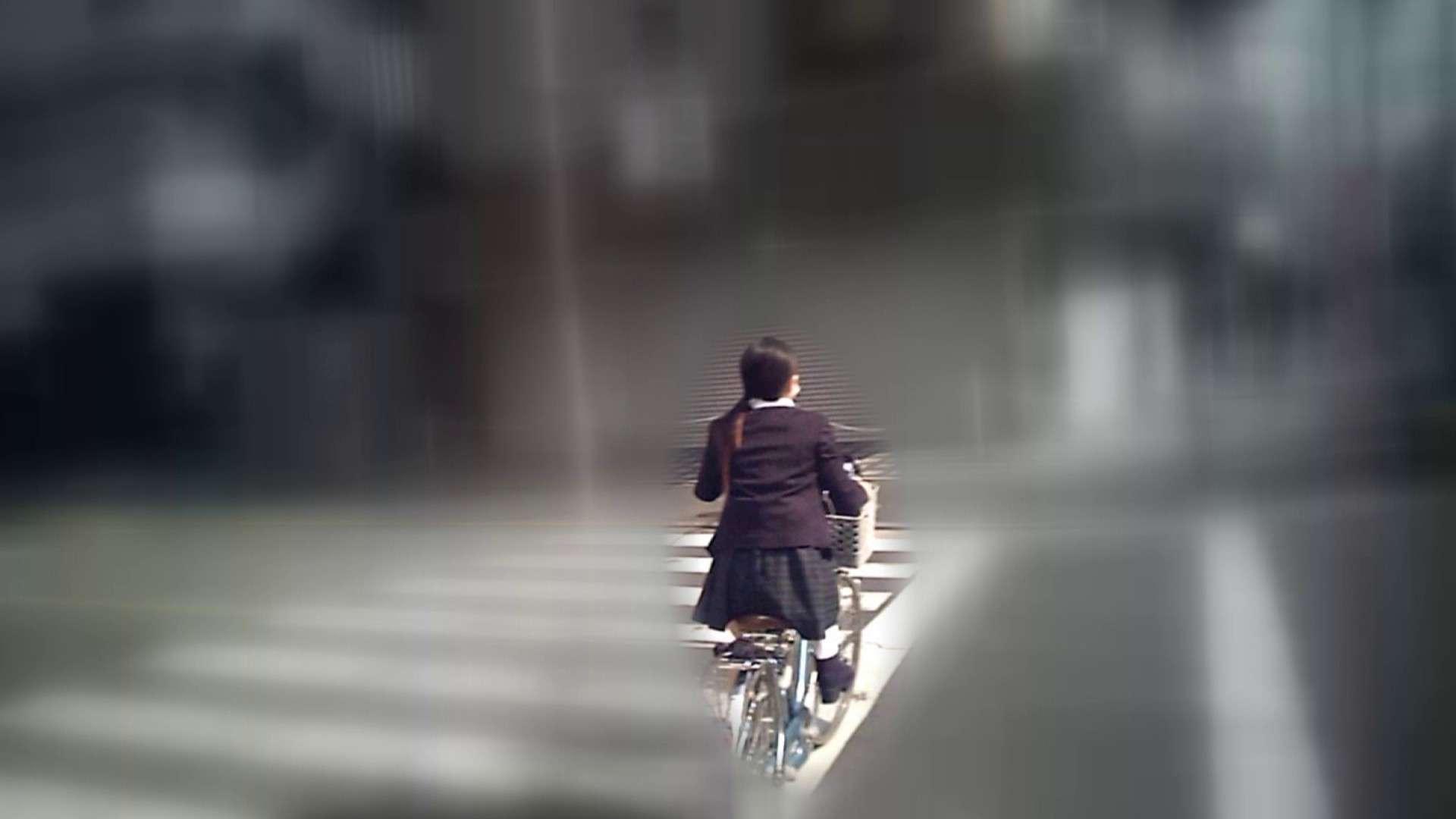 自転車パンチラ Vol.04 おしり  95pic 47