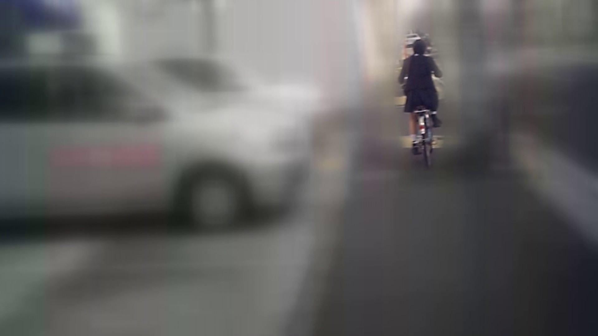 自転車パンチラ Vol.04 おしり  95pic 62