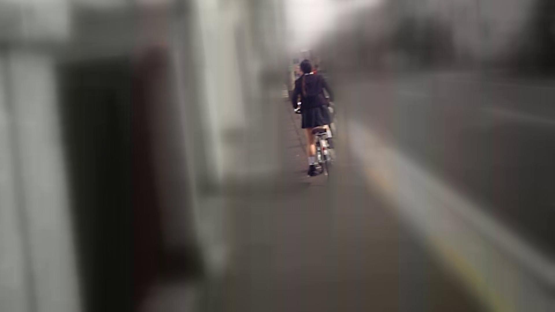 自転車パンチラ Vol.04 おしり  95pic 65