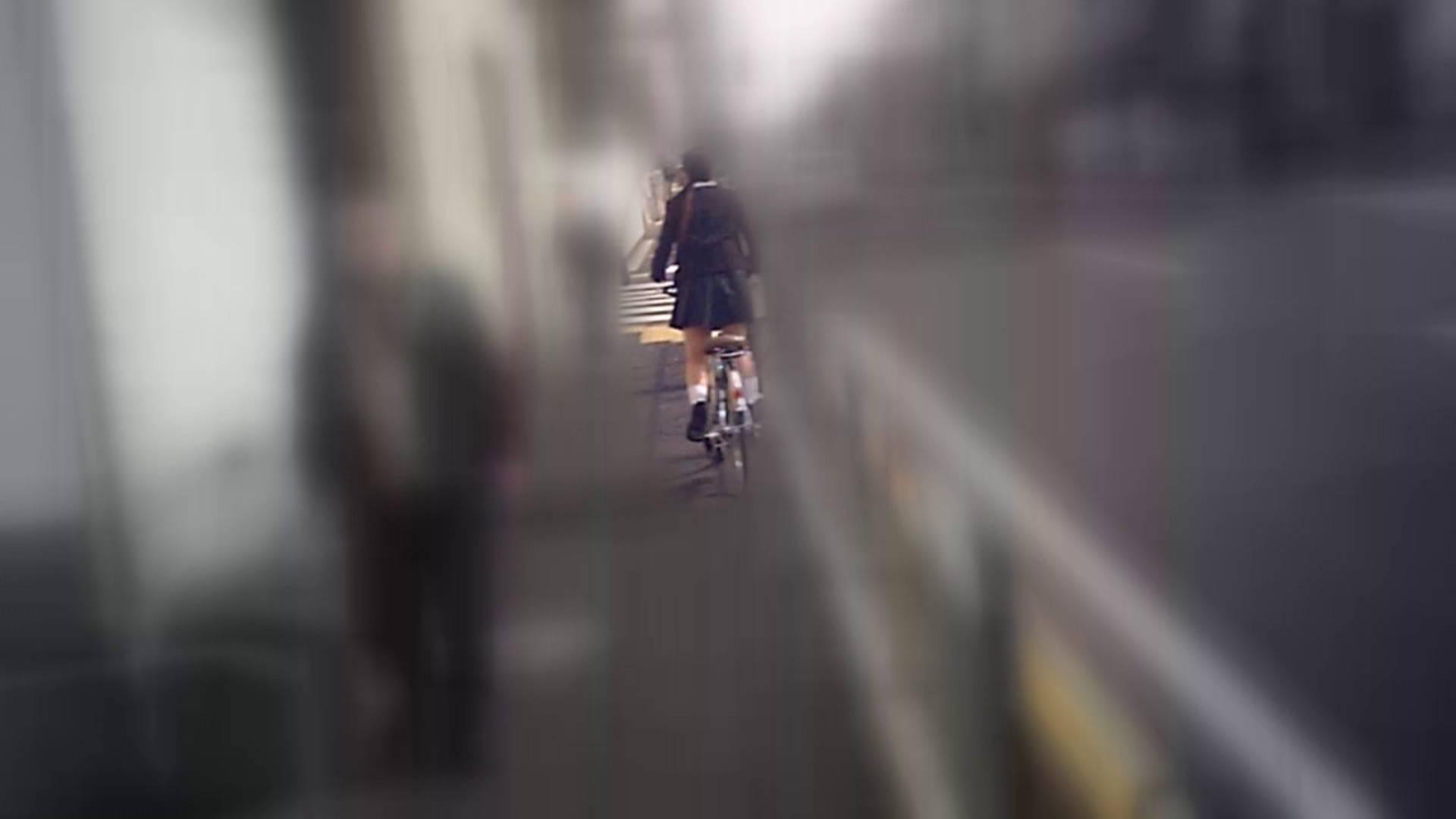 自転車パンチラ Vol.04 おしり  95pic 66