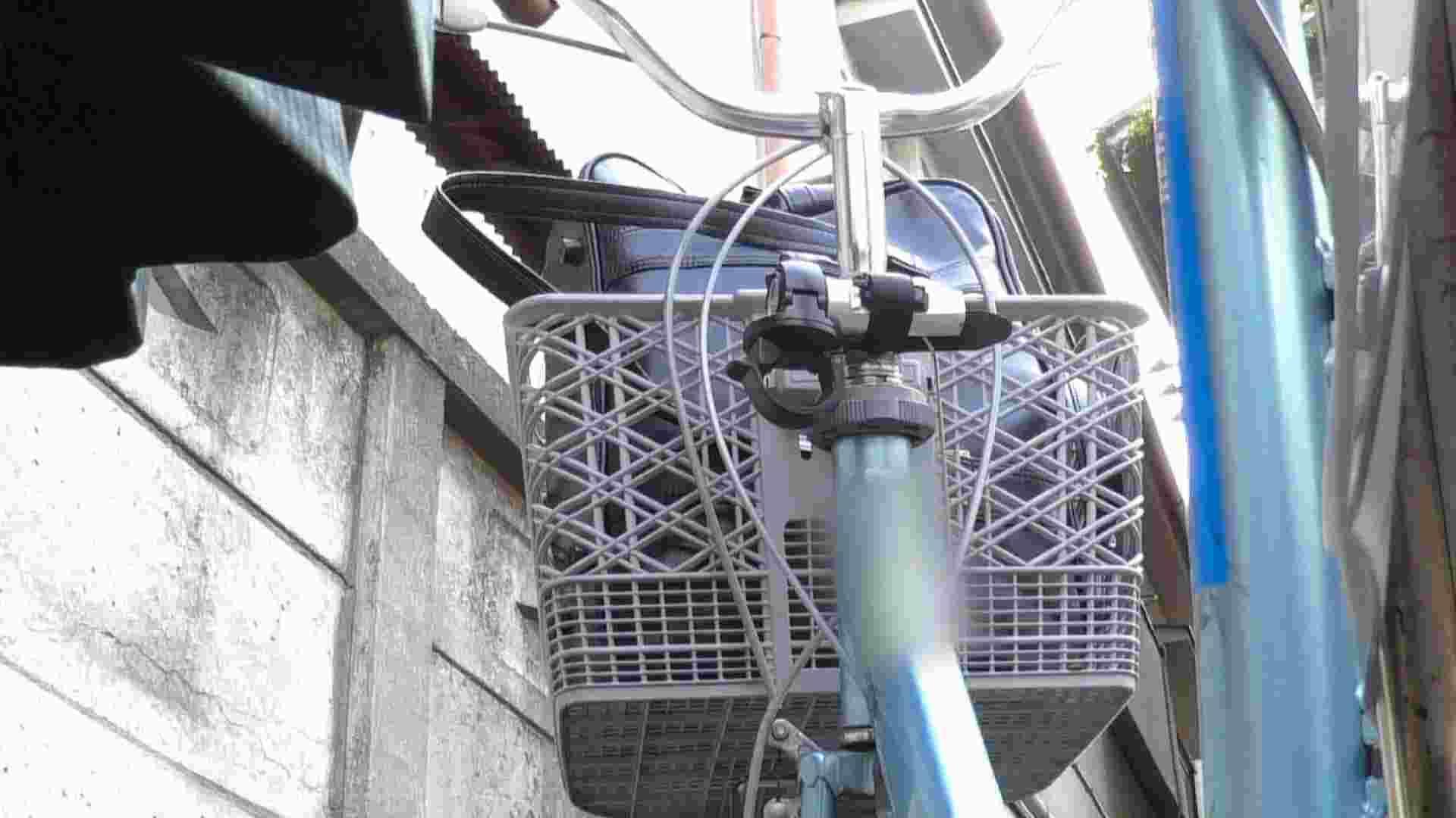 自転車パンチラ Vol.04 おしり  95pic 86