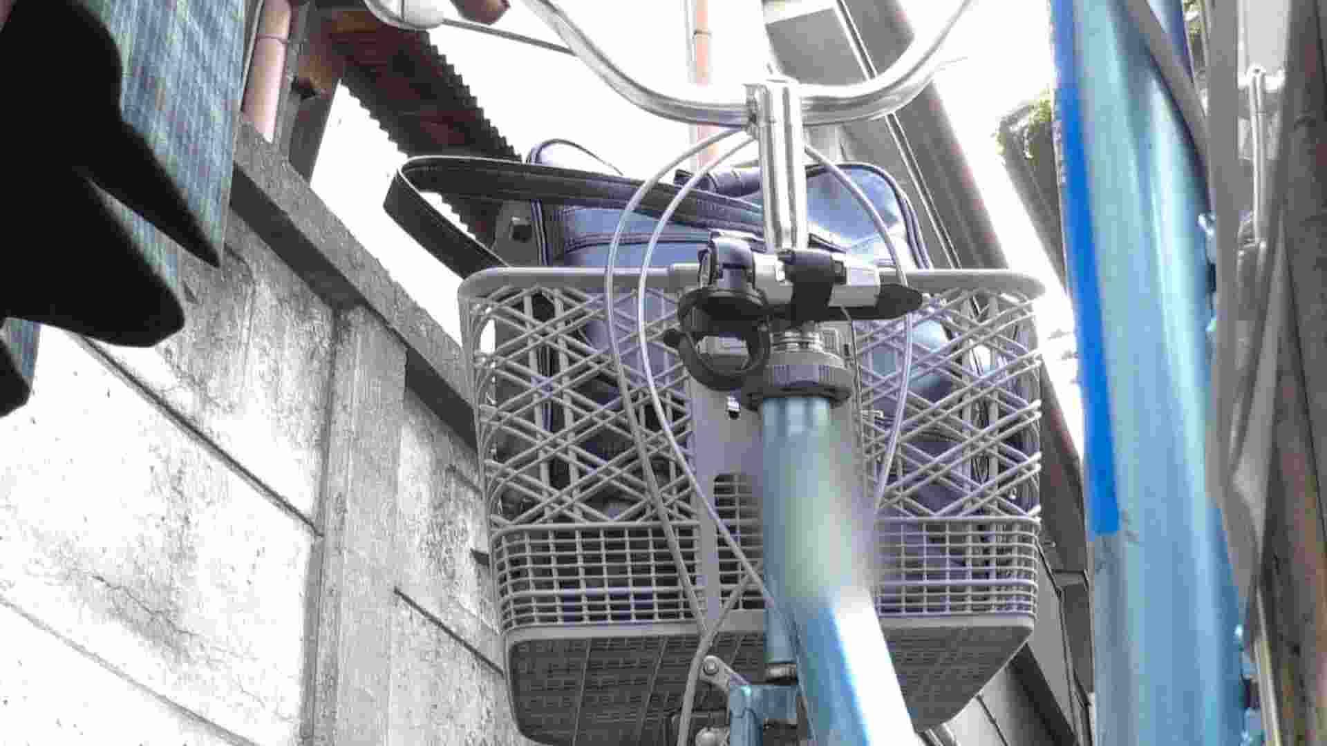 自転車パンチラ Vol.04 おしり  95pic 89