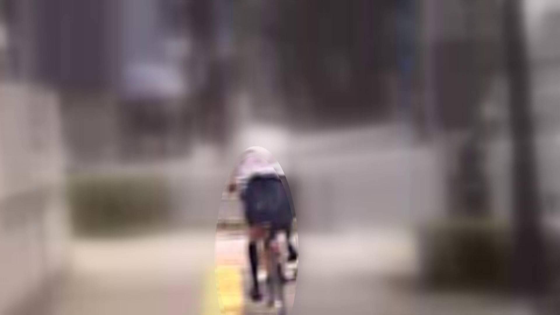 自転車パンチラ Vol.05 OL  107pic 3
