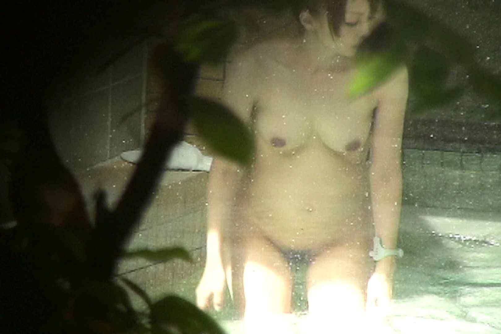 No.16 細身妊婦の膨らんだお腹とオッパイ 露天  110pic 25