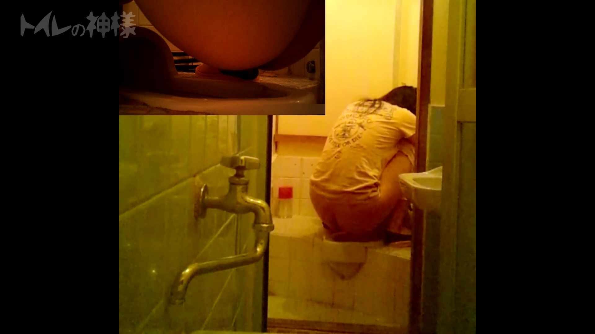 トイレの神様 Vol.08 プリントしたお・し・り トイレ  66pic 52