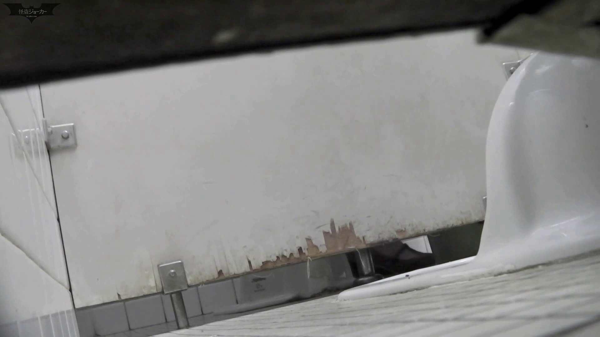 洗面所特攻隊 vol.59 知ってました?厚底の靴は眺めがイイんです。!! OL  107pic 21