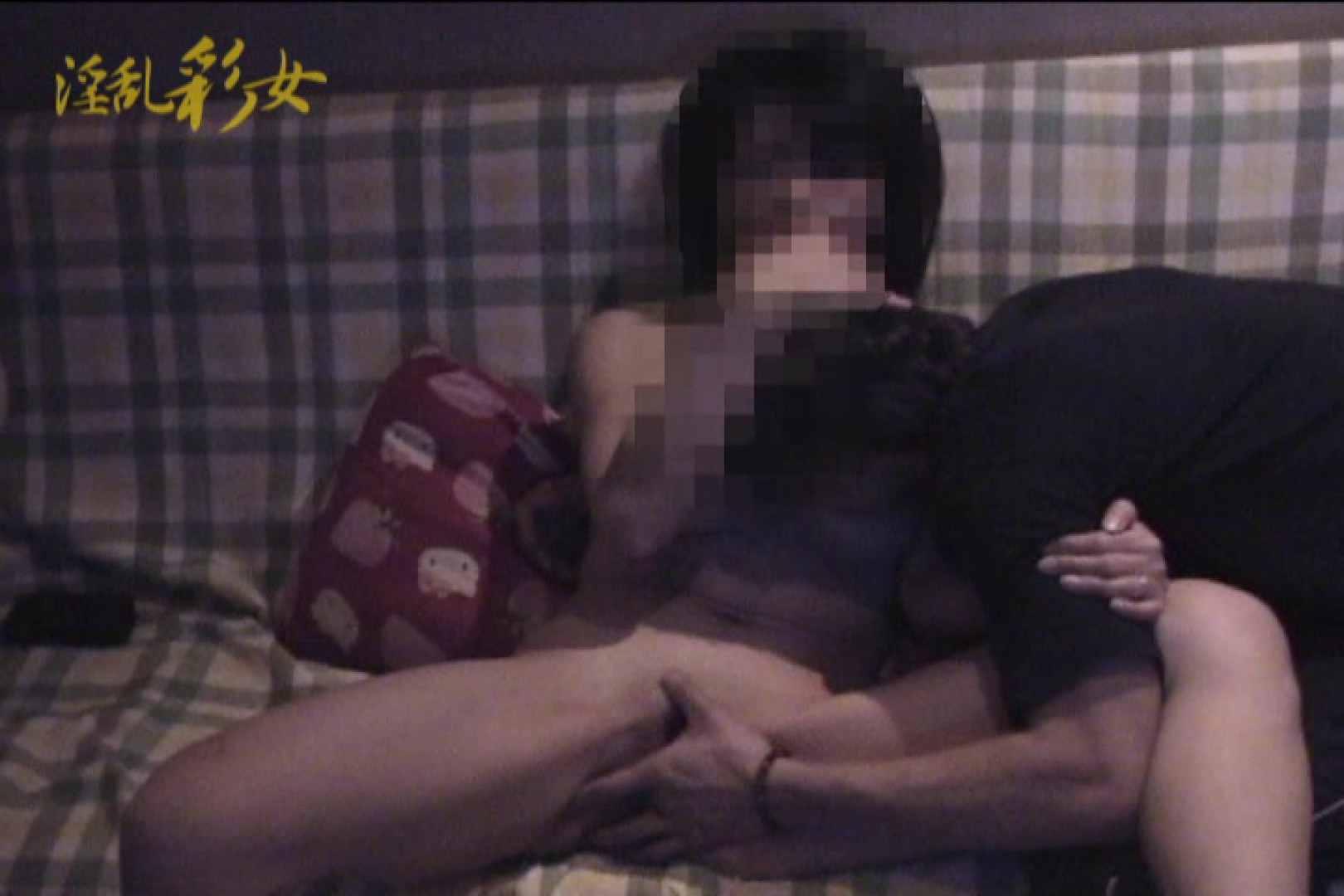淫乱彩女 麻優里 旦那の前で王様ゲーム SEX  106pic 8