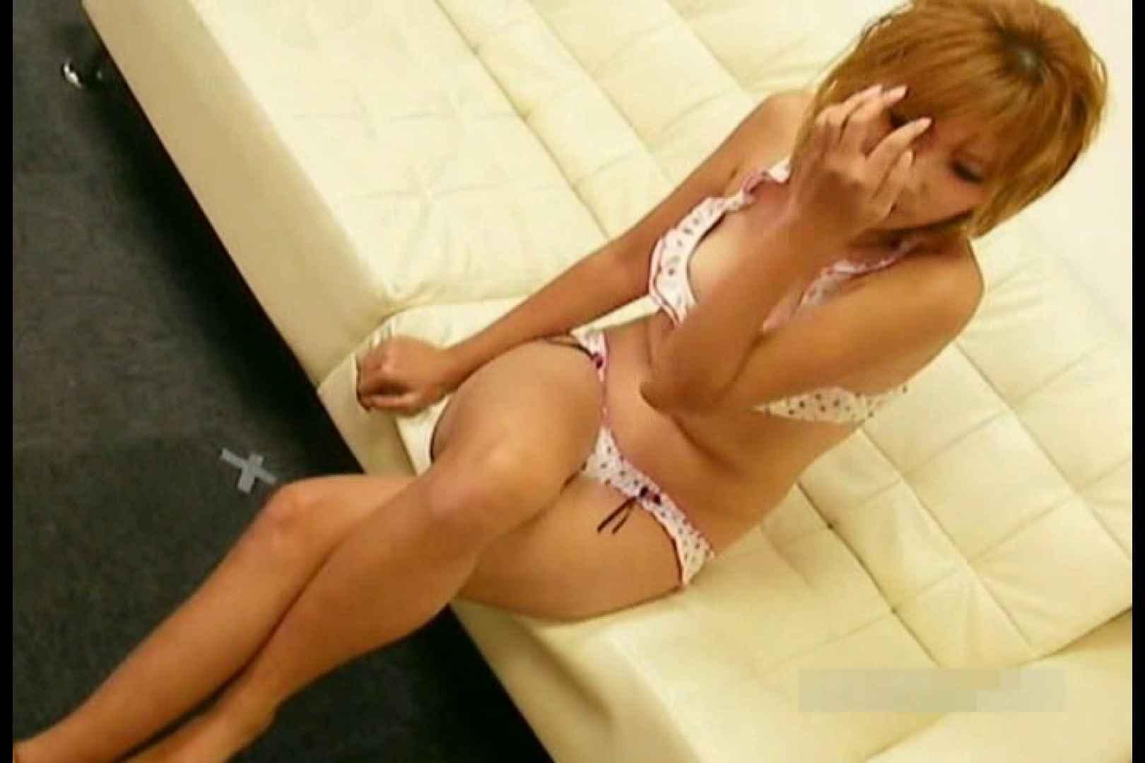 素人撮影 下着だけの撮影のはずが・・・りな18歳 水着  100pic 61